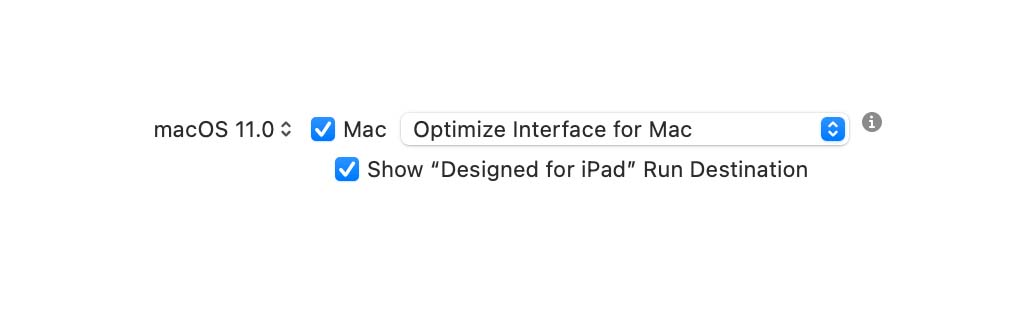 """""""Optimize Interface for Mac checkbox"""""""